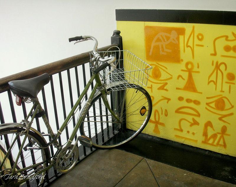 Bike and symbols