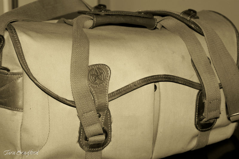 Banana Republic Correspondent's Bag