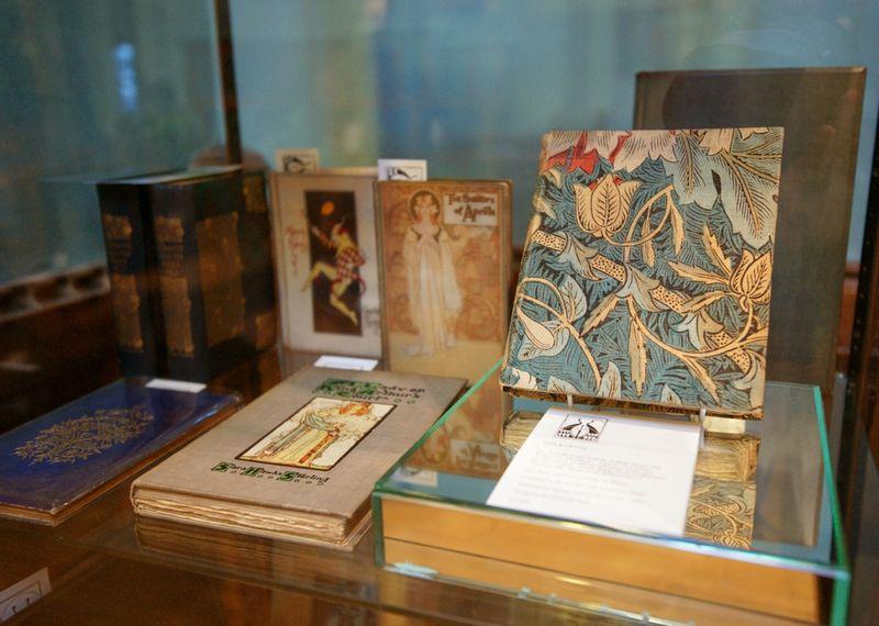 Lib 49 rare books