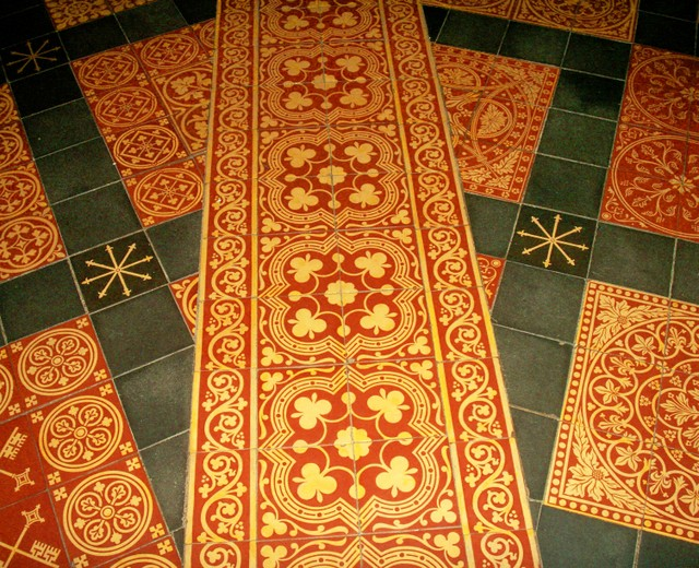 Floor Tile Designs - Buzzle